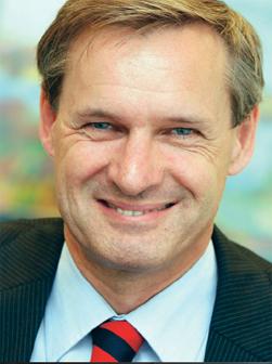 Robert Velu: 'Rijk gevulde rugzak toepassen in andere branche