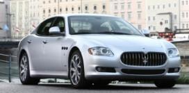 Maserati of VW Golf