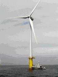 Logistieke uitdagingen bij windmolenparken in zee
