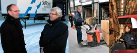 Transporteur gelooft in management skills