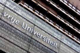 Hoogleraren Vrije Universiteit Amsterdam