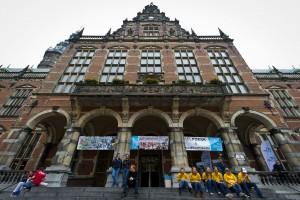 Hoogleraren Rijksuniversiteit Groningen