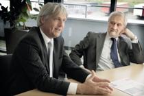 Duo interview: Ger Ros en Jeroen Meulendijks