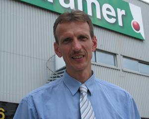 Marco den Ouden, logistiek manager Marskramer, Gouda