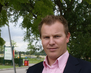 Mark van Ommen, Business Development Manager, Meerendonk 4PL