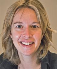 Ilse Jaspers, manager logistieke dienstverlening bij het Leids Universitair Medisch Centrum