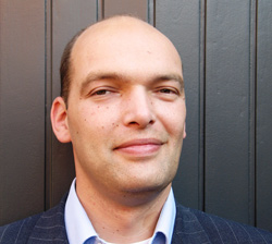 Tom Heesakkers, logistiek manager Gondrand Traffic