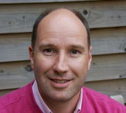 Richard van den Bosch, Manager Business Processes & Warehousing Adidas International Trading
