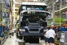 Prijs voor het Veiligst Magazijn: Scania