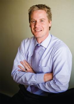 Mark Steegh: 'Ik kan nu meer invloed uitoefenen