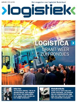 Vakblad Logistiek gaat verder als magazine