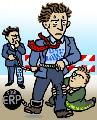 Roadblocks voor de supply chain manager