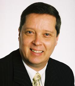 Henk Oudenes, voormalig directeur P.I.T. Eindhoven