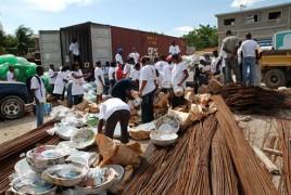 De uitdagingen van humanitaire logistiek