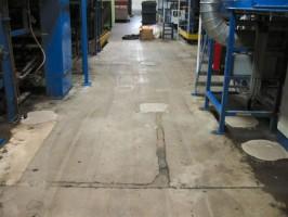 Magazijnvloer repareren: goed en goedkoop alternatief