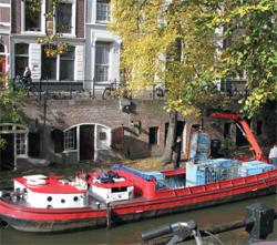 Bierboot/Cargohopper Utrecht: de kracht van een combi