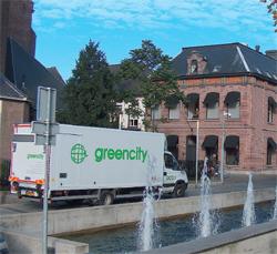 Greencity Distribution Tilburg: vijftig schone steden