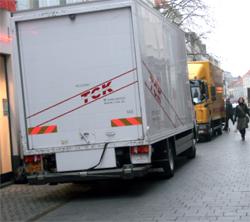 Stadsbevoorrrading Breda: kijk eerst eens bij de buren