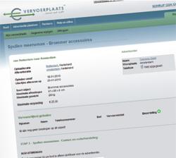 Vervoerplaats.nl Kampen: inventieve zoekmachine