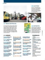 Mei-nummer Logistiek Magazine met vele extra's