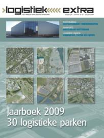 Jaarboek 2009: 30 logistieke parken digitale versie