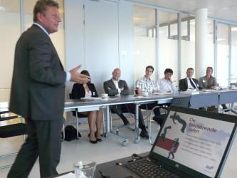 vLm zoekt logistiek leiderschap bij Philips