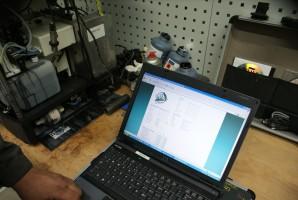BMWT keurt heftrucks digitaal en papierloos