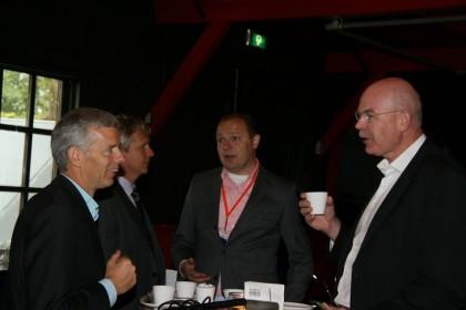 Foto's van de Ortec Plandag 2011