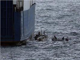Zes tips om schepen te beschermen tegen piraterij