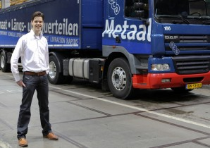 RJ van Oijen: 'Goede rittenplanning spaart tijd en kosten