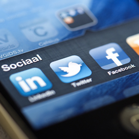 Social media: informatiebron voor logistiek Nederland