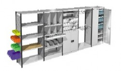 Legborden met modulaire opbouw