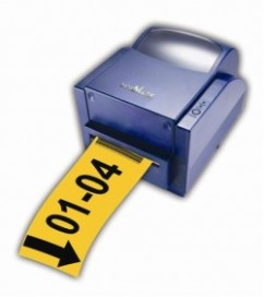 Miniprinter voor labels