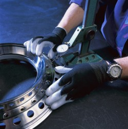 Handschoen breed inzetbaar