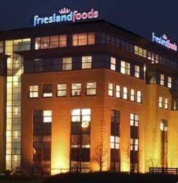 Friesland Foods sluit kaasopslag