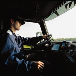 Uitzendbureau werft chauffeurs in Duitsland
