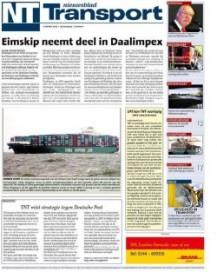 Nieuwsblad Transport in Duitse handen