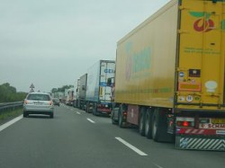 Toch roetfilterplicht voor vrachtauto's in 2007