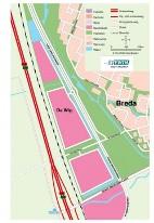 Breda mikt met bedrijventerrein op logistiek