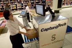 Slimme boekenwinkel door RFID-oplossing