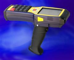 Handterminal nu met pistolgrip