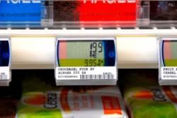 Plus Supermarkt krijgt elektronische schaplabels