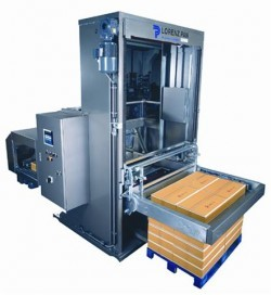 Plug & play palletiseermachine