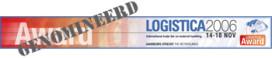 Genomineerd voor Logistica Award 2006: Jeroen van de Berg consulting / Fujitsu Services
