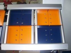 Hogere sorteercapaciteiten met DistriSort ESF Quad Split Tray