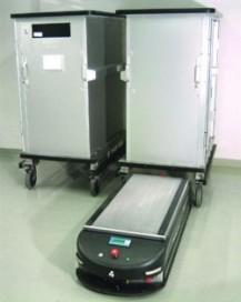 Ziekenhuis bestelt lichte AGV's