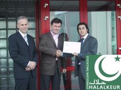 Eurofrigo voldoet aan voorschriften halal