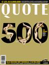 Quote 500: veel rijke logistici