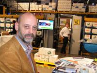 Brochures sneller handlen met orderpicking