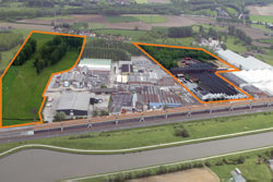 Colruyt bouwt 60.000 vierkante meter in Lot